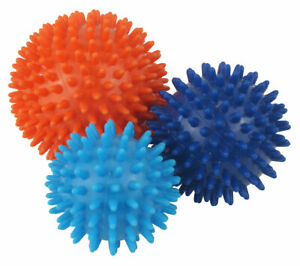 Urban Fitness Spiky Massage Balls Gym Exercise Physio Muscle Release Tension