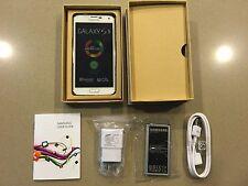 NEW Samsung Galaxy S5 SM-G900T 16GB White Unlocked Smartphone T-Mobile ATT