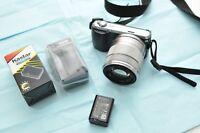 Sony Alpha NEX-C3 16 MP Compact Interchangeable Lens Digital Camera W/18-55 Lens