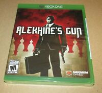 Alekhine's Gun (Xbox One) Brand New / Fast Shipping