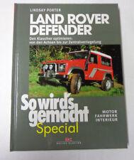 Reparaturanleitung So wird's gemacht Land Rover Defender