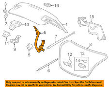Chevrolet GM OEM 13-16 Malibu Trunk Lid-Hinge Left 22912179