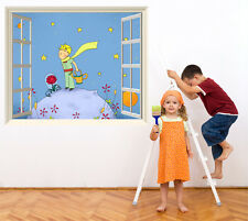 FI0019 Carta da parati adesiva Finestra cameretta bambini 120x100 cm