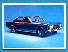 AUTO FLASH - Ed.COX - Figurina/Sticker n. 53 - FORD GRANADA -New