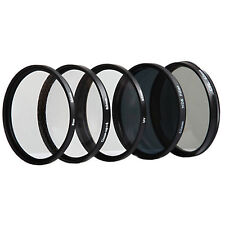 ---Gitterfilter+CPL+UV+ND8+ Makro 77mm--- 5x FILTERSET