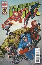 Incredible Hulk #8 50th Anniversary Variant