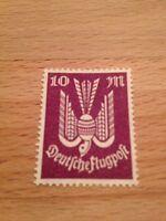 Briefmarke DR Deutsches Reich Michel Nr 235 Flugpost Taube Postfrisch 1923 dt.