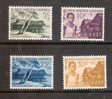Ned.Nieuw Guinea    Nummer  41/44   postfris.