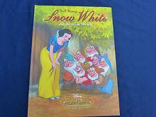 Buch : Walt Disney's Snow White and the seven Dwarfs  -  Reader's Digest