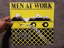 Men At Work Business As Usual Vinyl LP Vinyl ALBUM