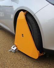 Autolok Klamp-It Heavy Duty Triangular Wheel Clamp