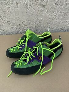 Vendramini Made In Italy Climbing Shoes Size 45