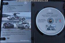 2011 UPDATE 2011.1 OEM MERCEDES BENZ NAVIGATION DVD - COMAND