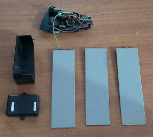 Triang Hornby R408U Turntable spare parts XT60 motor gear ramps hut ETC