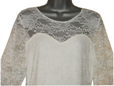 Unbranded Plus Size Long Sleeve Lace Dresses for Women