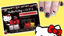 OPI Hello Kitty 5 Piece Mini Nail Polish Kit & FREE Nail Art Tool