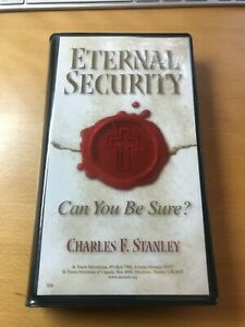Eternal Security (Can You Be Sure) by Charles F. Stanley 6 Tapes