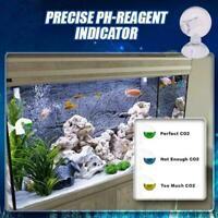 Glass Drop Checker CO2 Monitor Tester For Aquarium Fish Tank  Pond