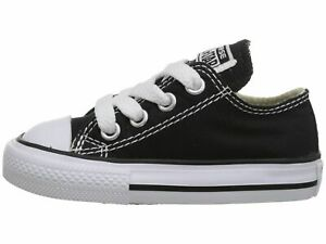 Converse Infant & Toddlers' Chuck Taylor All Star OX LOW TOP Shoes Black 7J235 f