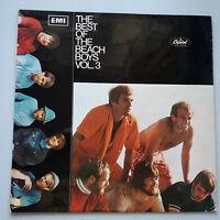 The Beach Boys - The Best Of Vol 3 Vinyl LP UK 1st Press Mono 1968 -1 1 EX/ex