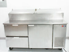 Koolaire Kpts 2d 67 Refrigerated Prep Table With 2 Lid 2 Drawers 1 Door Pizza
