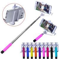 Portable Extendable Handheld Self Stick Tripod Monopod For Smartphone