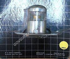 LICENSE PLATE LITE - M37 M715 M34 M35 M561 M151 SILVER 12-04001 6210-01-242-9205