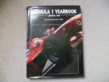 Formula 1 Yearbook 2002-2003 Jean Todt racing grand prix Schumacher Ferrari