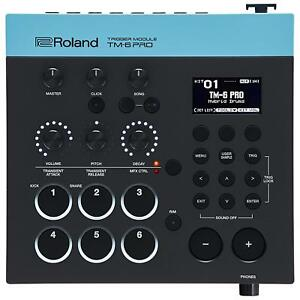 Roland TM-6 Pro Trigger Module EMS w/ Tracking NEW