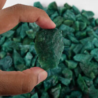 250.00 Ct Beautiful Natural Colombian Green Emerald Rough Loose Gemstone Lot
