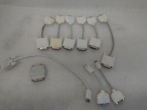 Job Lot Apple IMac Mac Desktop Display Cables And Accessories