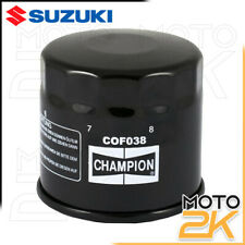FILTRO OLIO CHAMPION PER SUZUKI DL A V STROM ABS 650 2007 - 2018 16510-07J00-000