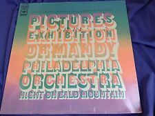 Sealed Classical LP : Pictures At An Exhibition ~ Ormandy ~ Philadelphia Orch.