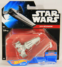 L000713 Hot Wheels / Die-Cast / Star Wars #23 / Sith Infiltrator