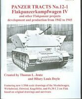 Panzer Tracts No.16-1 Bergepanther