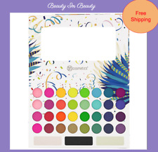 NEW BH Cosmetics 35-Color TAKE ME BACK TO BRAZIL EyeShadow Palette