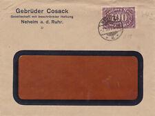 Dt.Reich , 1923 , Infla , Neheim