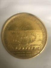 More details for alexander davidson battle of the nile gold gilt medal