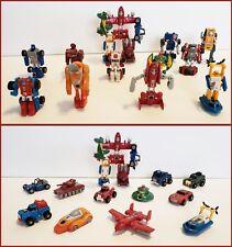 Vintage 1984 - 1986 G1 Minibot Autobot Transformers Mini Bot Generation 1 Choice