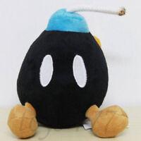 "Super Mario Bros. 3D World BOMB 4.5"" Plush Soft Toy Stuffed Animal Nintendo Doll"