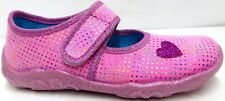 Superfit Hausschuhe Mädchen rosa  Textil Neu&Original Art. 0-00281-61