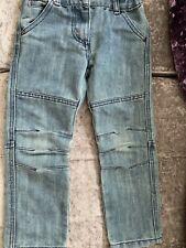 Girls Sugar Pink Denim Jeans Age 3-4  years