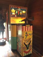 VINTAGE UNITED CARNIVAL GUN SHOOTING GALLERY COIN OPERATED CIRCUS GAME HUNT