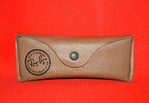 Ray Ban Bausch Lomb Eyeglasses Case Sunglasses Pouch Holder Vintage