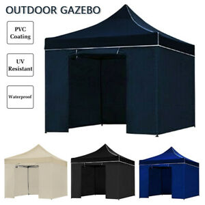 Waterproof Gazebo Folding Tent size 3x3M Outdoor Marquee Wedding Tent Camping
