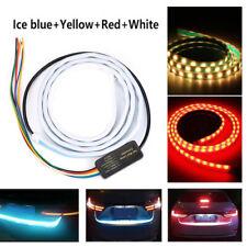 12V Car Flow Type LED Bar Trunk Strips Lamp Strip Tailgate Turning Signal Lights