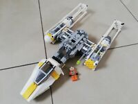 LEGO - Star Wars - Y-WING FIGHTER - 7658 - GENUINE!