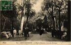 CPA SAINT MANDRIER L'Hopital Maritime-Le Jardin Botanique (411019)