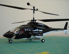 Airwolf- Rumpf für 160er Hubschrauber