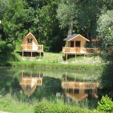 3 Tage Camping Au an der Donau in einer Hütte Abenteuer Bike Urlaub